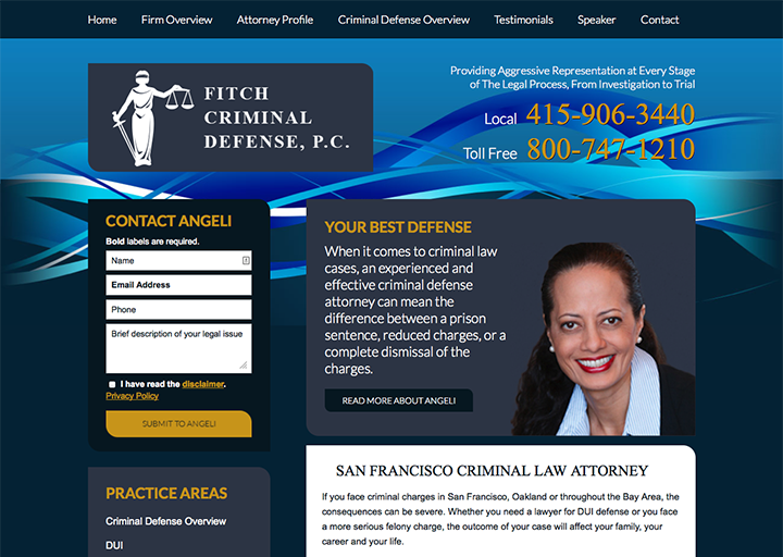 Fitch Criminal Defense P.C.