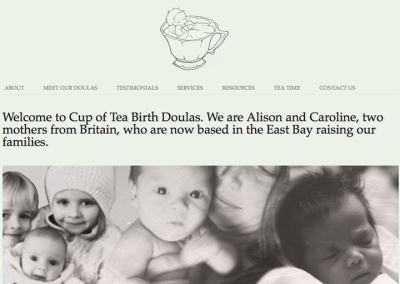 Cup of Tea Birth Doulas