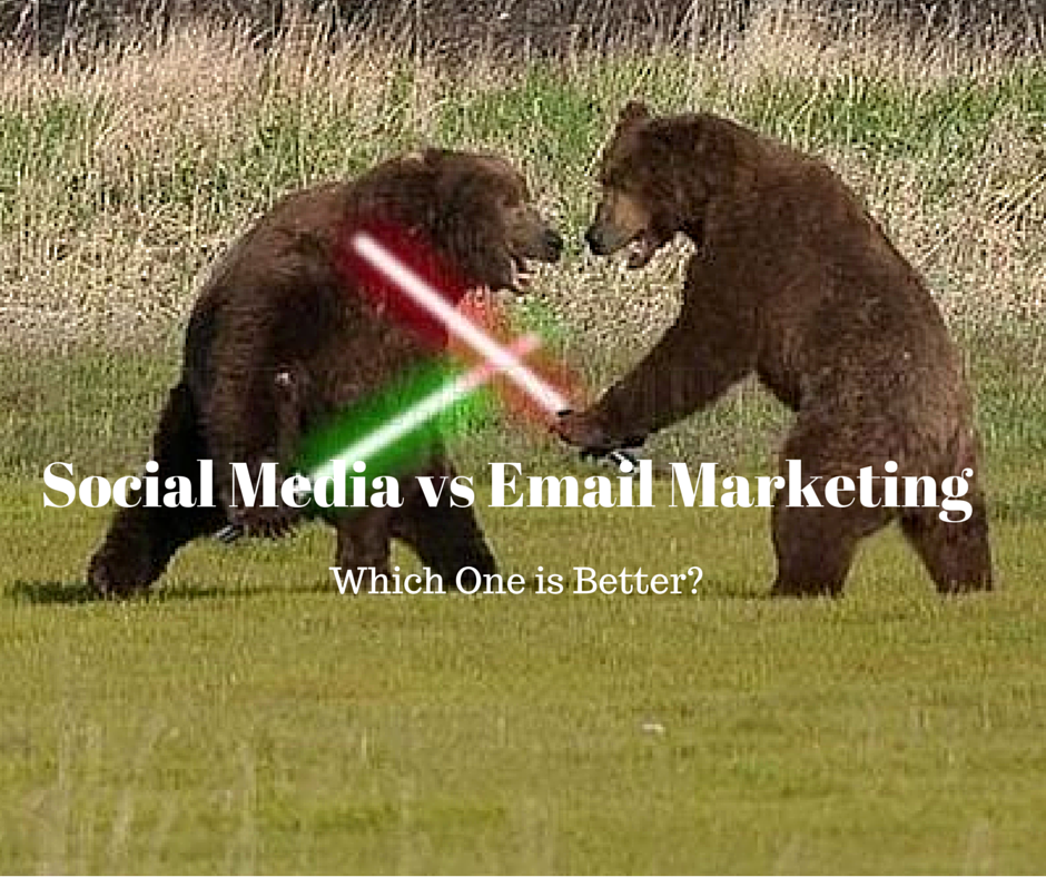 Social Media vs Email Marketing: Which One is Better?