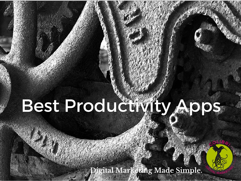 My 7 Favorite Productivity Apps for Business Owners