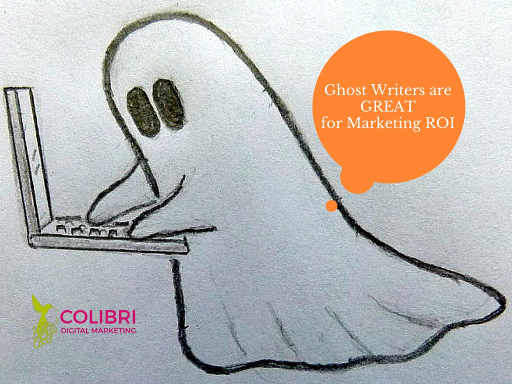 4 Ways to Increase ROI When Hiring a Freelance Ghost Writer