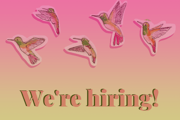 Guess What? Colibri is Hiring a Content Marketing Manager
